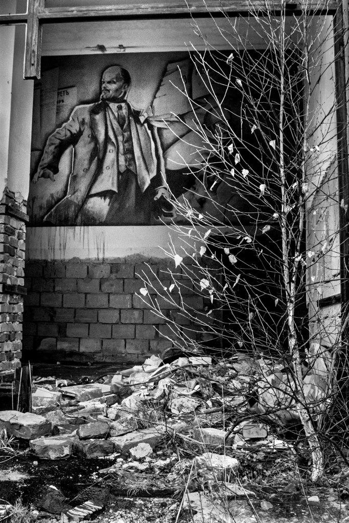 Odchod. Foto: Dana Kyndrová