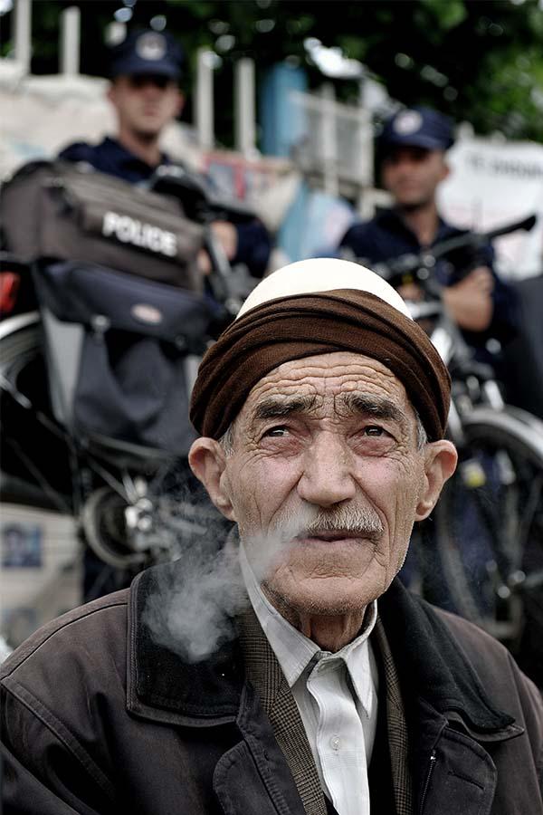 photo Arben Llapashtica Kosovo