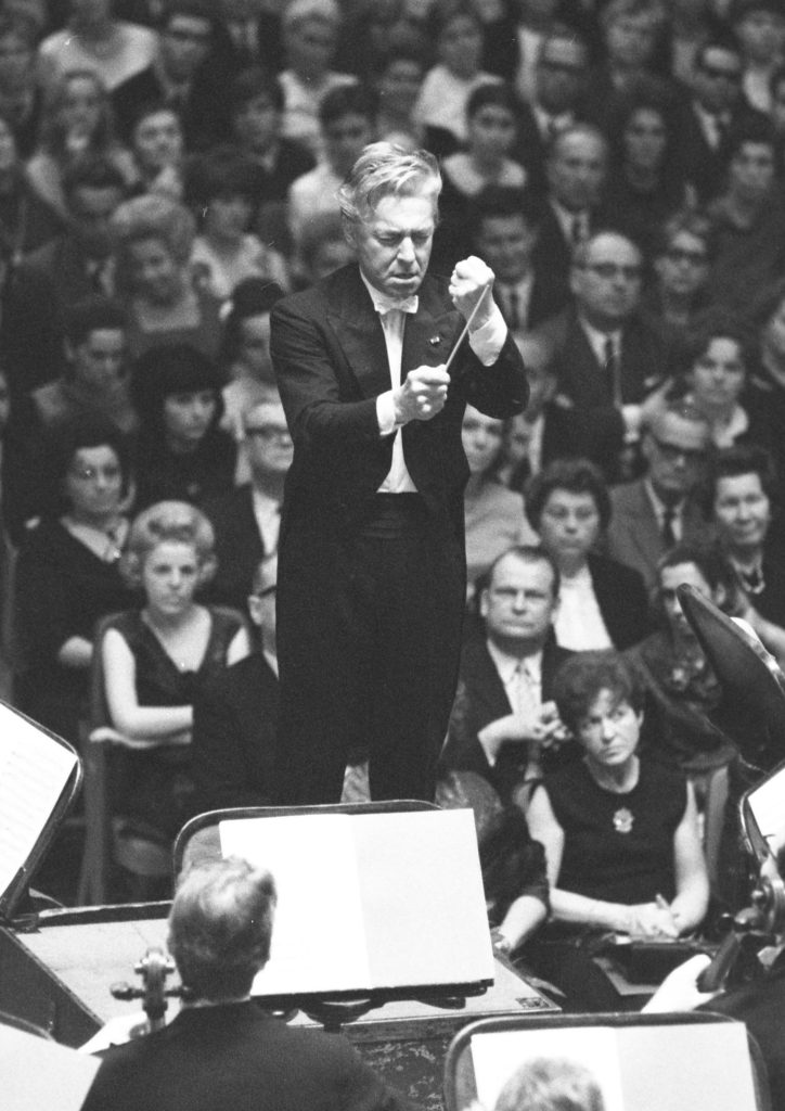 Umění s příběhem – Jovan Dezort – Herbert von Karajan