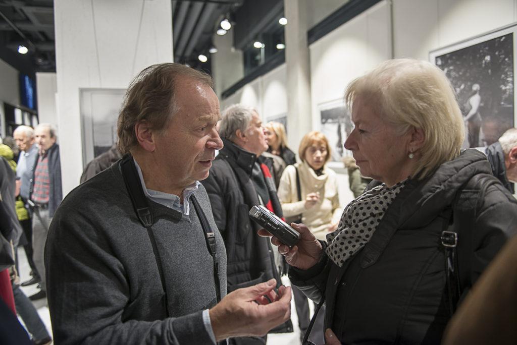 Jaroslav Kučera má vzácný dar komunikace s lidmi..., foto: Petr Šálek