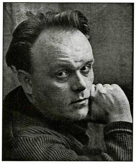 Václav Sivko, foto: Josef Sudek