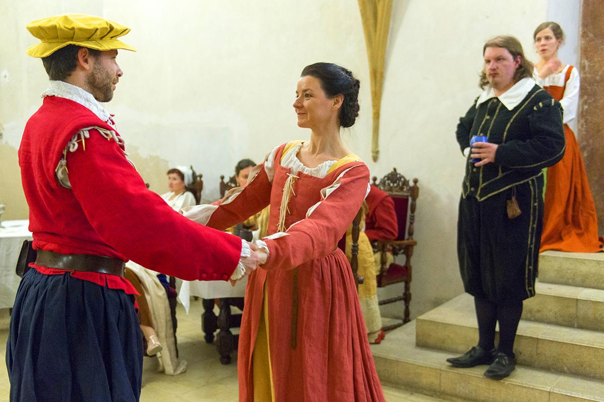 7. Rondí ples na Novoměstské radnici v Praze