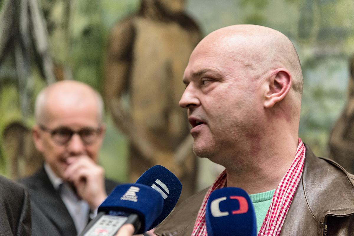 Eberhard Havekost výstavou vGalerii Rudolfinum zahajuje Česko-německé kulturní jaro 2017