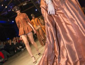 We're Next – přehlídka budoucích módních návrhářů v centru La Fabrika