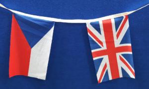 Britské velvyslanectví otevřelo dveře veřejnosti