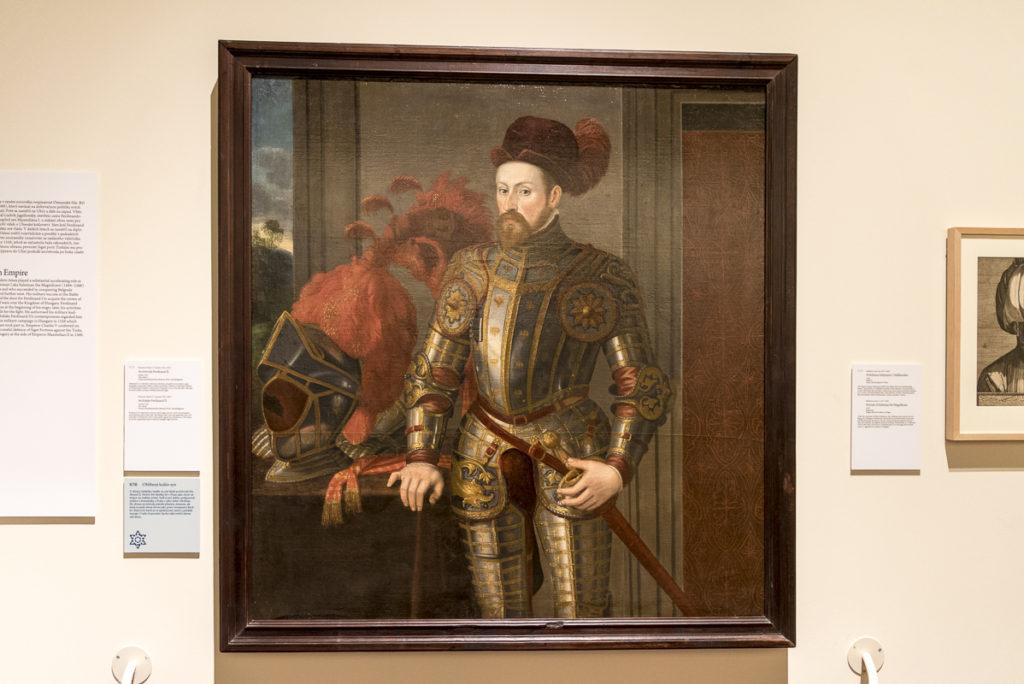 Ferdinand II. Habsburský a jeho doba ve Valdštejnské jízdárně