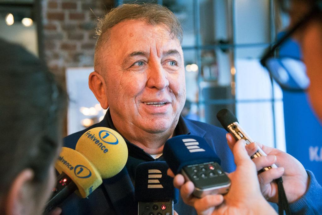 Fero Fenič chystá nový projekt