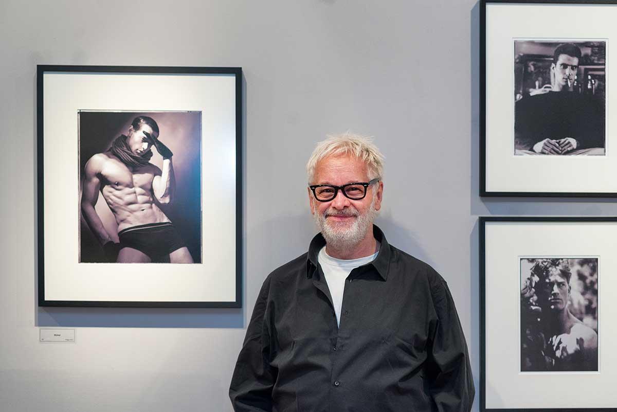Jmenuji se Robert Vano  v Leica Gallery Prague