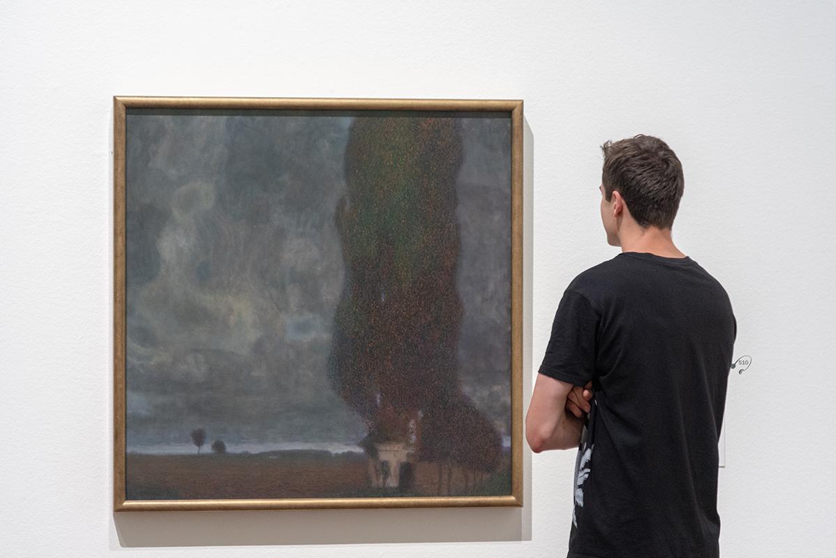 Výstava Gustav Klimt připomíná 100 let od úmrtí významného představitele vídeňské secese