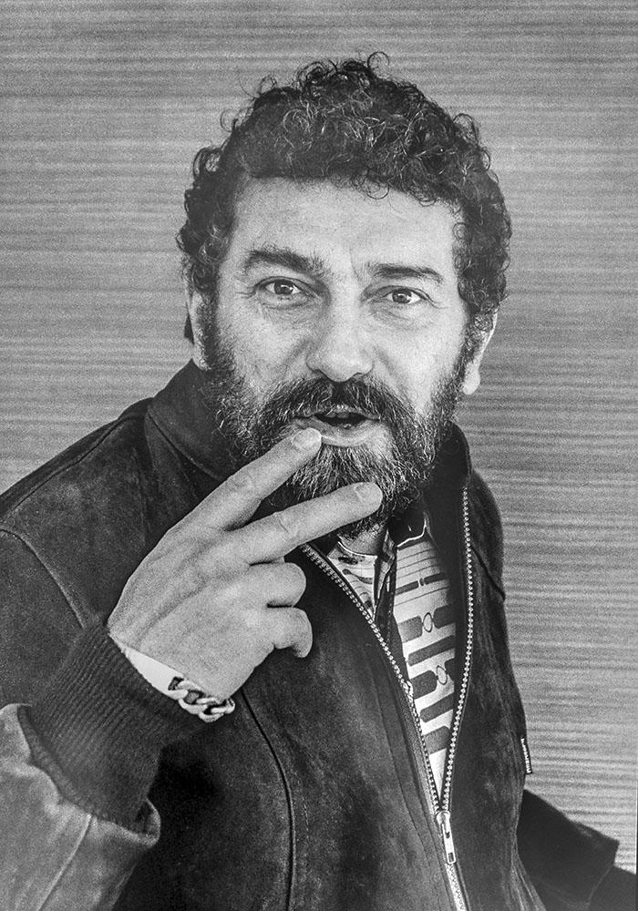 Oleg Homola vypráví, jak vznikl jeho známý portrét s Waldemarem Matuškou