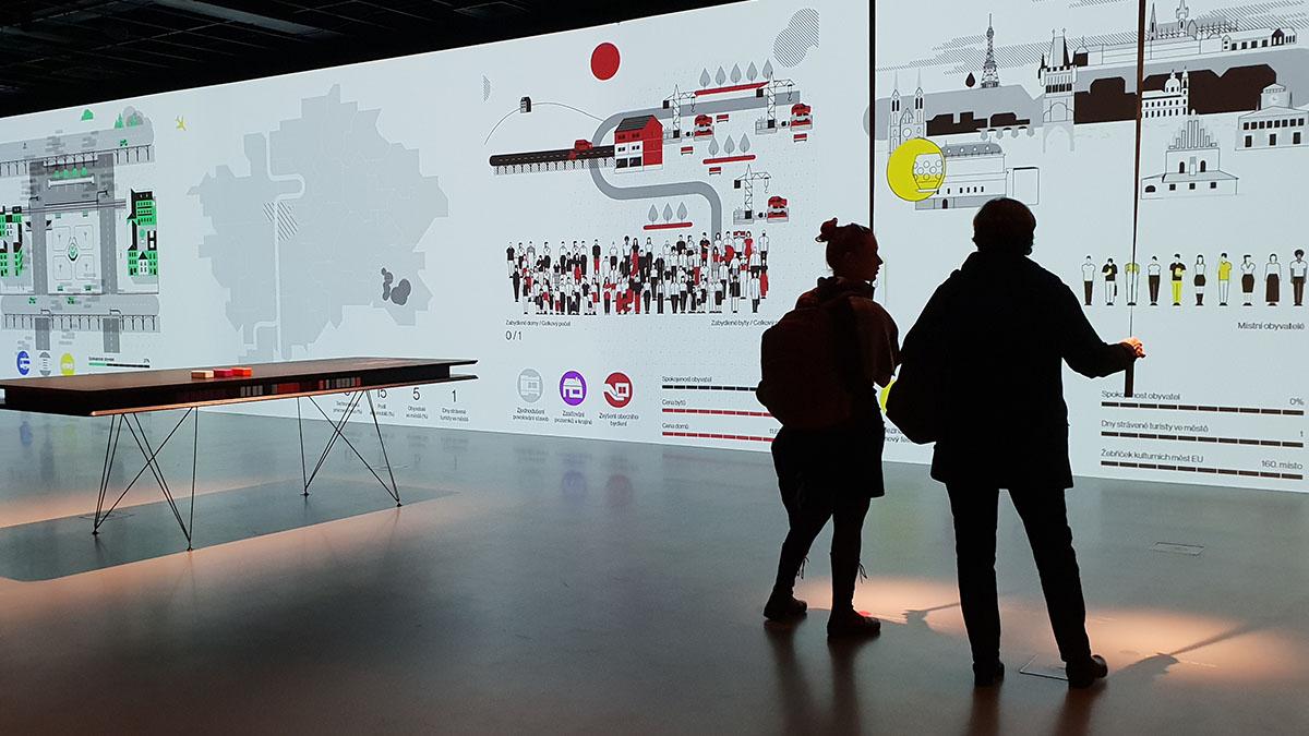CAMP představuje budoucnost Prahy pomocí  interaktivní hry