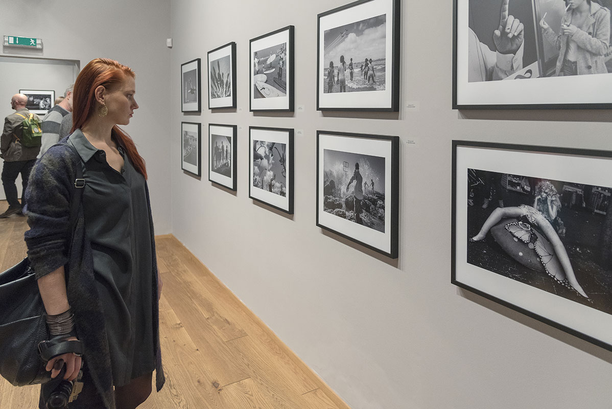 Izraelská street  fotografie v Leica Gallery
