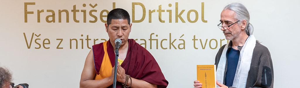 Výstava František Drtikol – Vše znitra vgalerii Tibet Open House