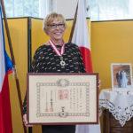 Velká propagátorka japonské kultury a kuchyně Kristina Kopáčková obdržela Řád vycházejícího slunce