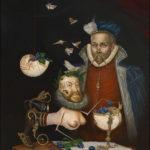 Malíř Frank Kortan ve svých obrazech vizualizuje sny starými malířskými postupy
