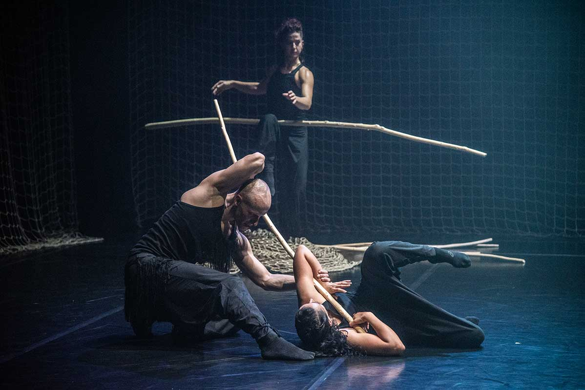 Panthera – 420people tančí příběh lidstva