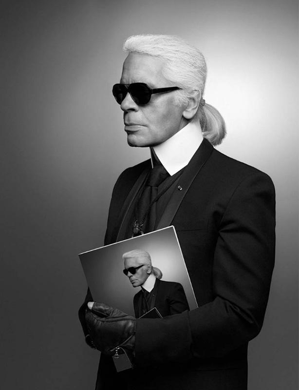 """Výstava Karl Lagerfeld – Visions – připomíná fotografickou tvorbu """"velkého módního cara"""""""