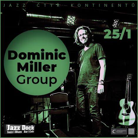 Stingův kytarista se vrací do Jazz Docku!