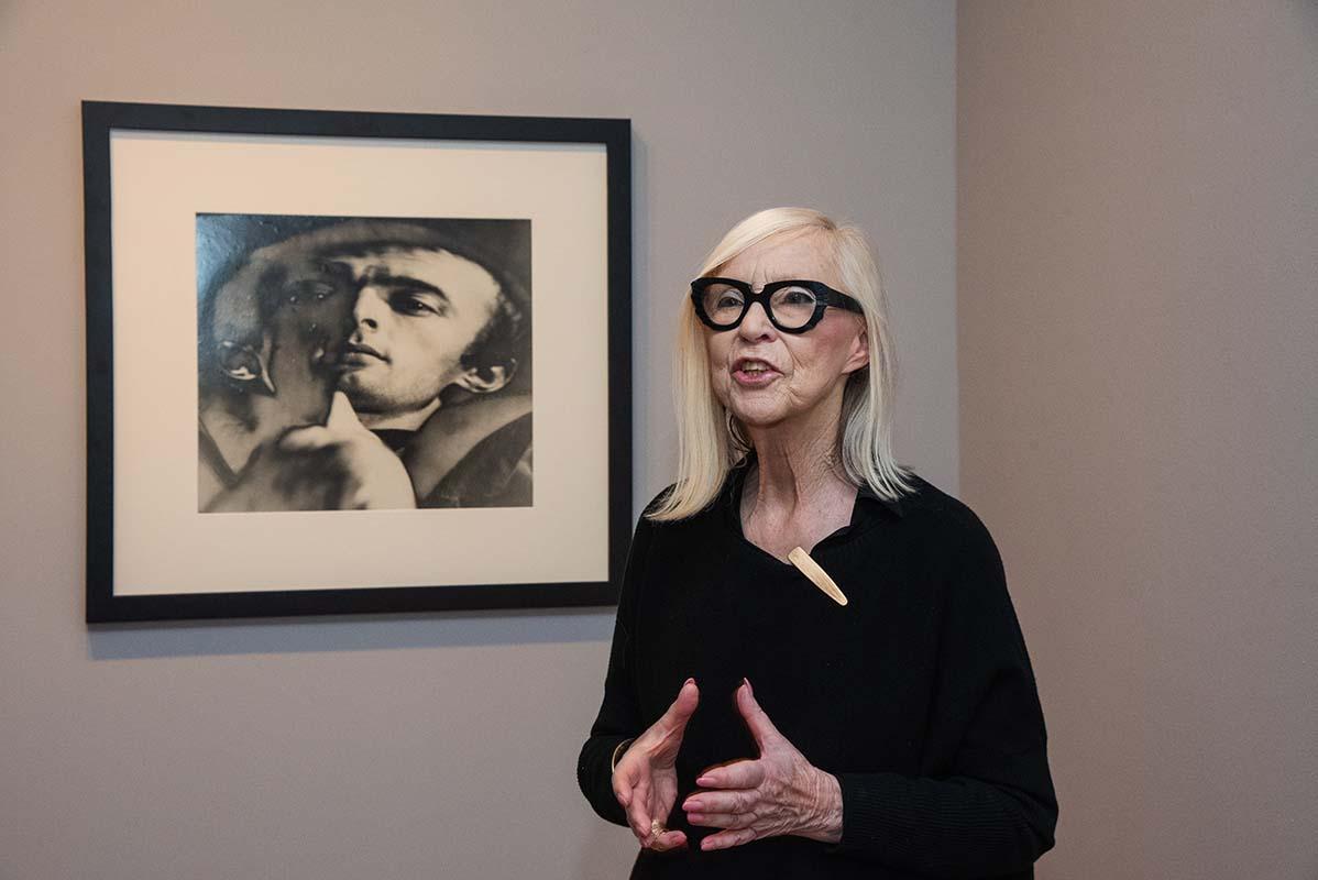Milota Havránková vystavuje své fotografie zrozporuplných 60. a 70. let