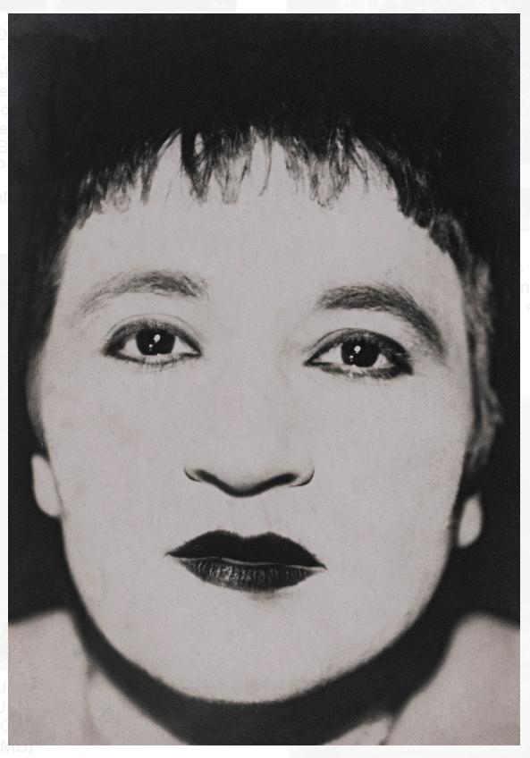 Umbo – avantgardní fotograf berlínské moderny