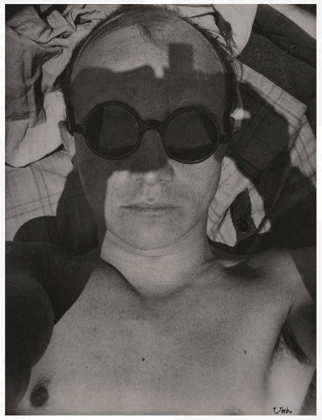 Umbo, autoportret