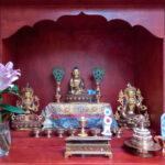 """""""Byť na jeden jediný den…""""- první návštěva dalajlámy vPraze ve fotografiích Stanislava Doležala"""