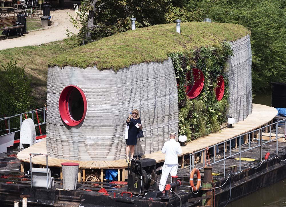 Dům Prvok propojuje výtvarné umění s nejmodernější stavební technologíí