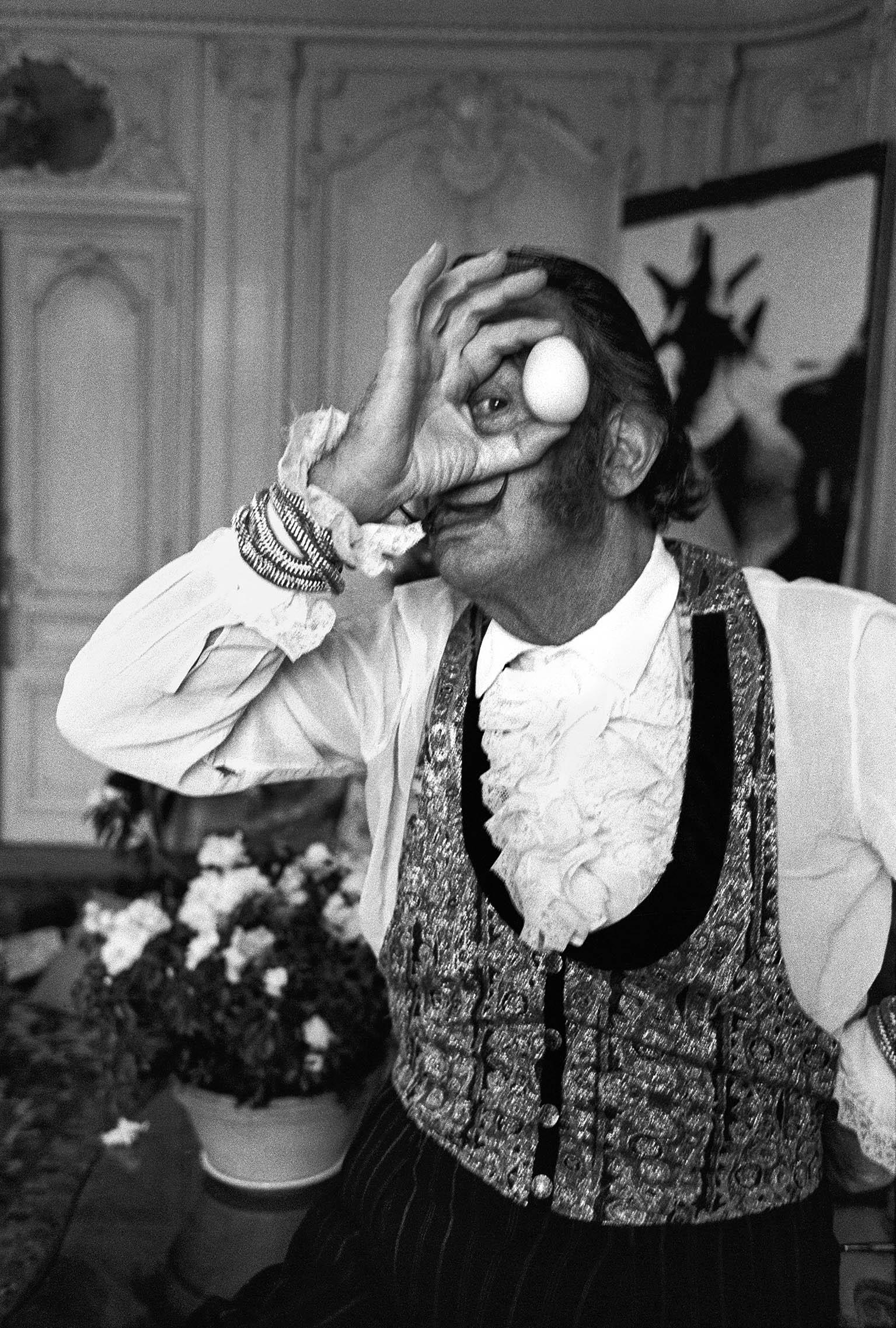 Nová tvář expozice Salvador Dalí vPraze