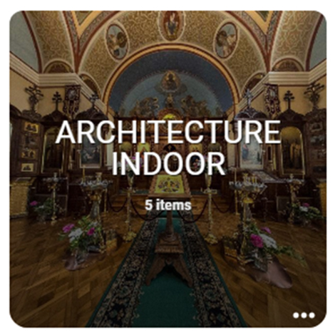 ARCHIRECTURE INDOOR 360