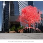 New York, High Line – galerie současného umění v parku na Manhattanu